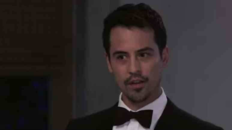 Marcus Coloma as Nikolas on General Hospital