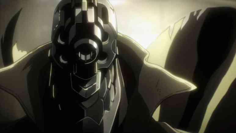 No Guns Life Anime Juzo Inui Resolver