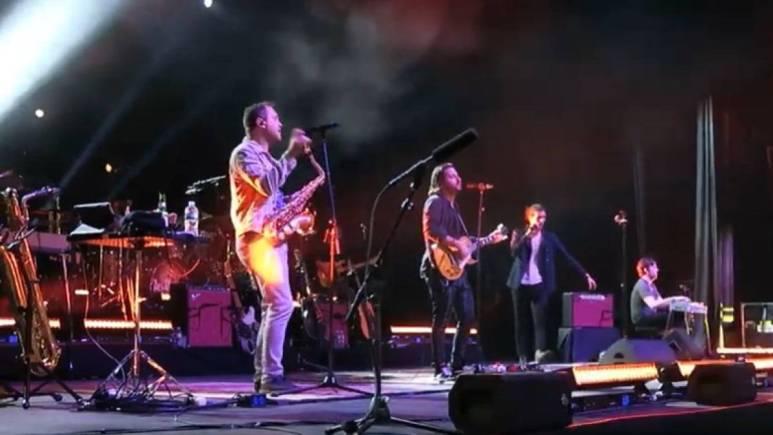 Revivalists In Concert