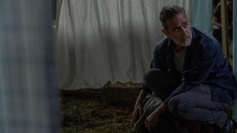 Glenn death on Walking Dead forgiven