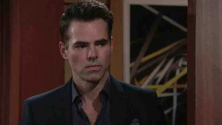 A storm is coming on The Young and the Restless