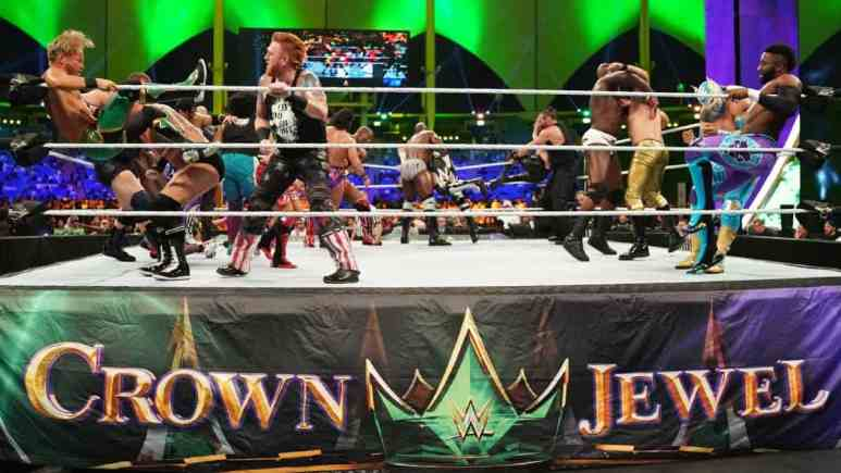 WWE talent reportedly held back in Saudi Arabia due to money situation