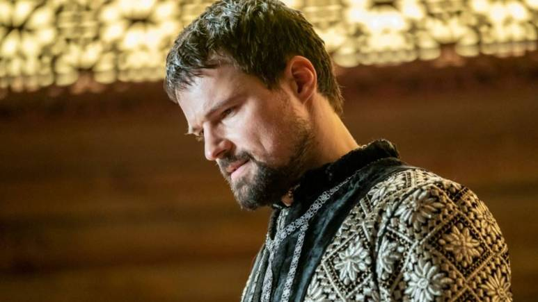 Russian actor and director, Danila Kozlovsky will play Oleg, a wild card this season. Pic credit: HISTORY.