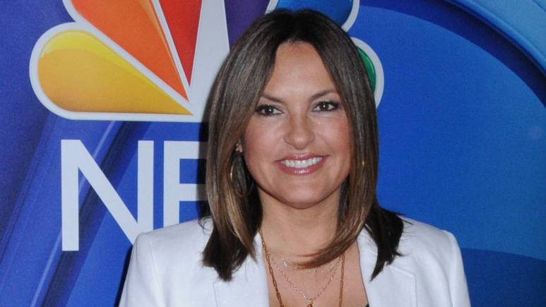 law and order svu star mariska hargitay at nbc 2019 2020
