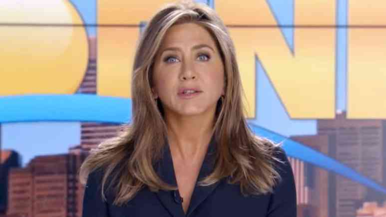 the morning show on apple tv plus starring jennifer aniston