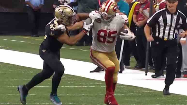 saints and 49ers battle in week 14 thriller
