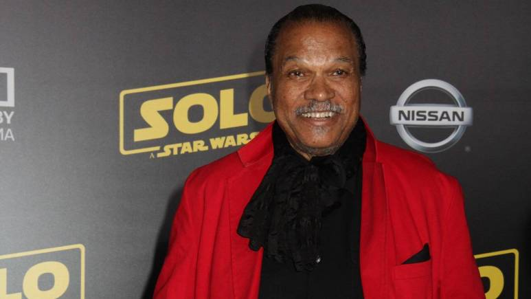 Star Wars actor Billy Dee Williams