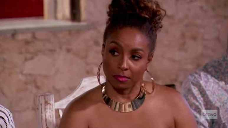 Buffie Purselle on Married to Medicine