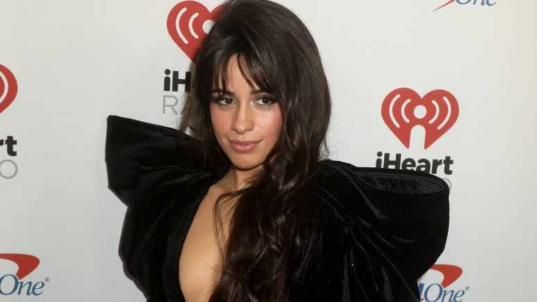 Singer Camila Cabello