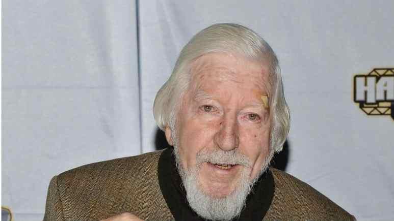 Caroll Spinney creator of Big Bird and OScar the Grouch has died.