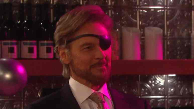 Steve, Lani and Kristen make their presence known on Days of our Lives.