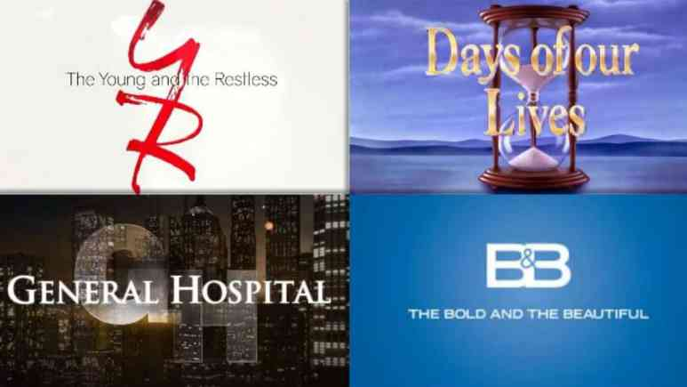 Y&R, GH, Days and B&B will have scheduled changes on New Year's Eve and New Year's Day.