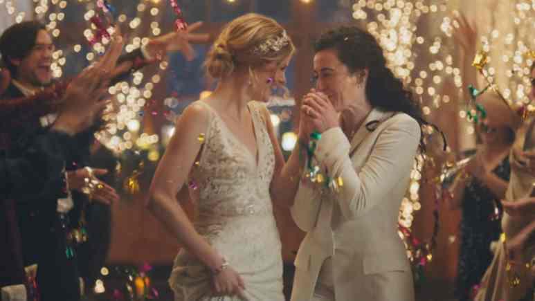 Hallmark reverses same-sex ad ban.