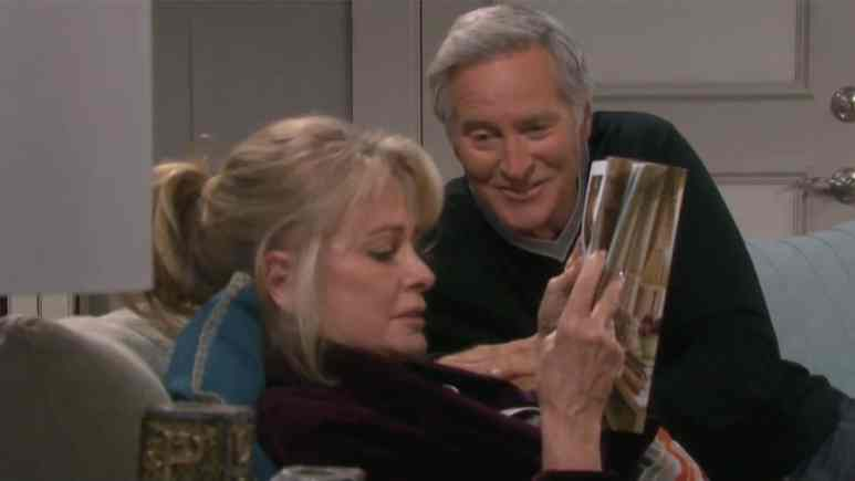 Days of our Lives Hattie is back in Salem.