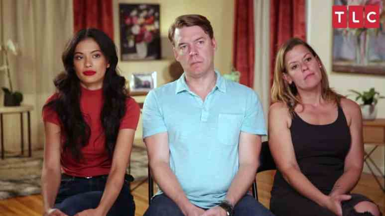 Juliana Michael Sarah on 90 Day Fiance