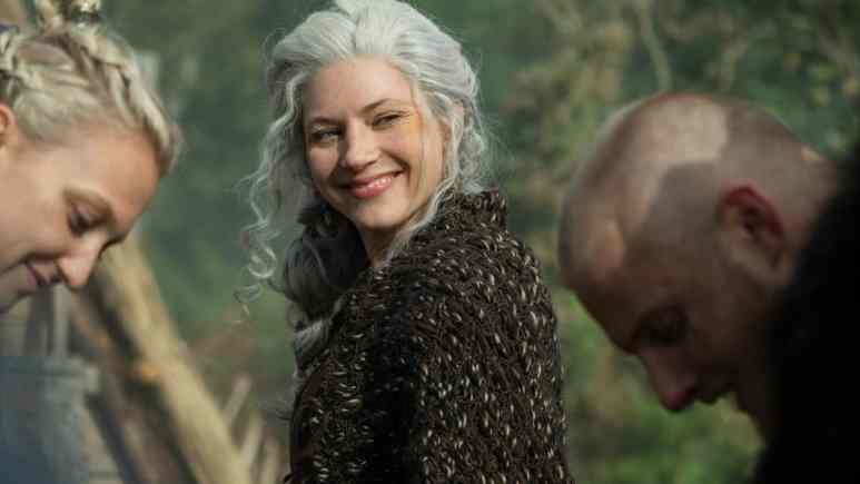 Katheryn Winnick stars as Lagertha