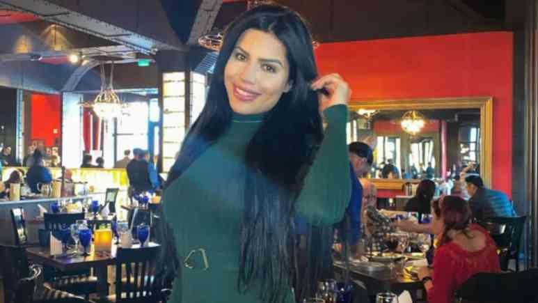 Larissa Lima on Christmas Day