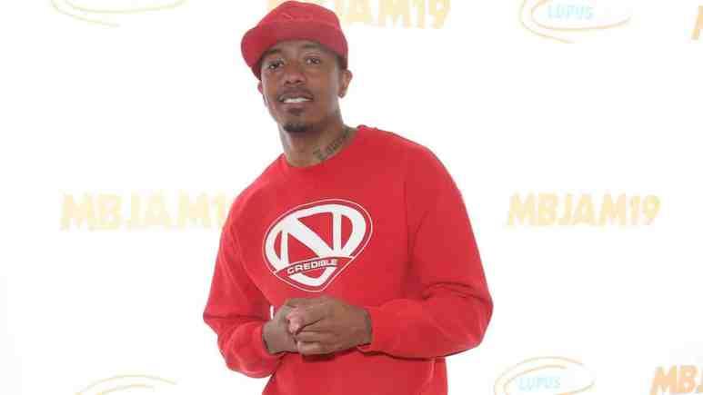 Rapper Nick Cannon