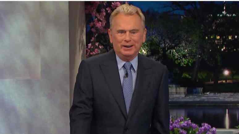 Pat Sajak won't be host of Wheel of Fortune forever.
