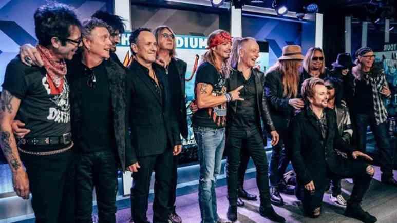 Motley Crue, Def Leppard, Poison launching the stadium tour 2020