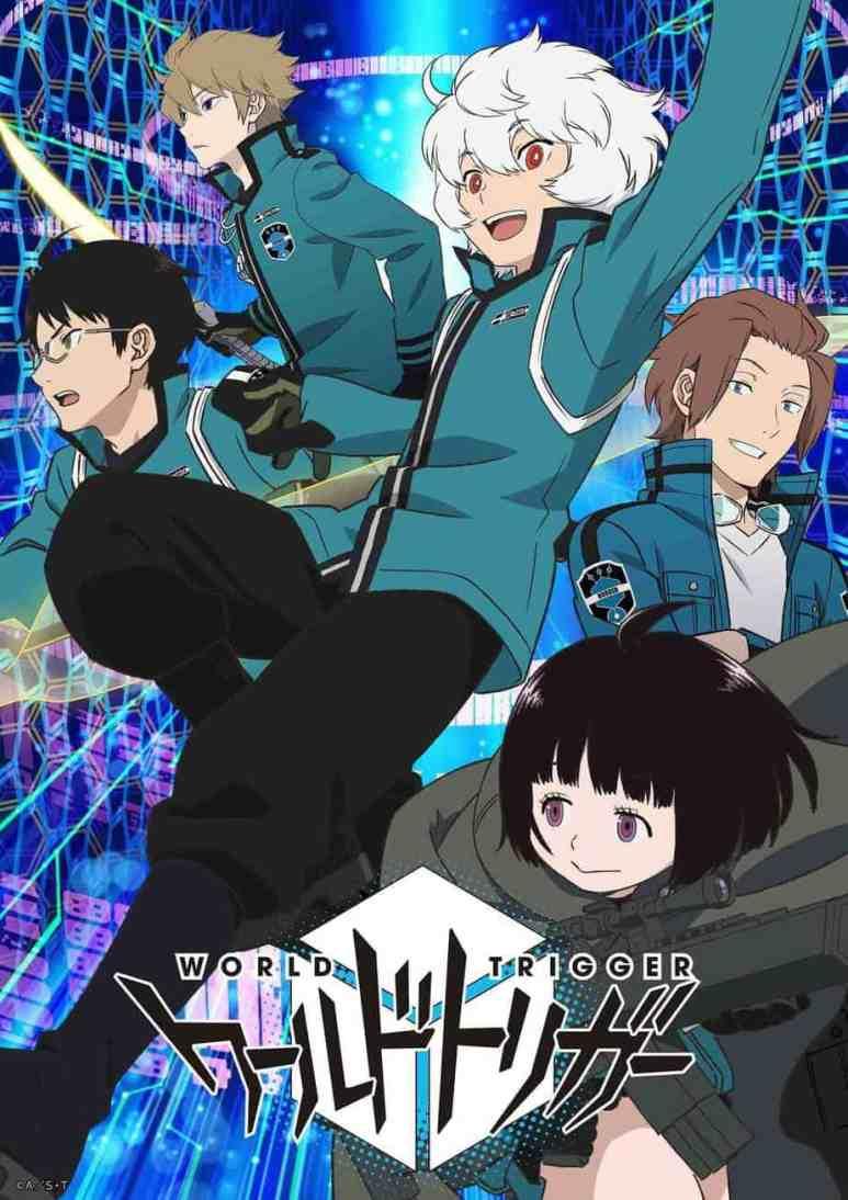 World Trigger Season 2 Anime Key Visual