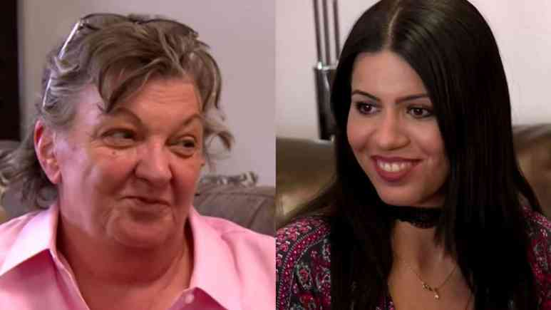 Mother Debbie and Larissa Lima on 90 Day Fiance