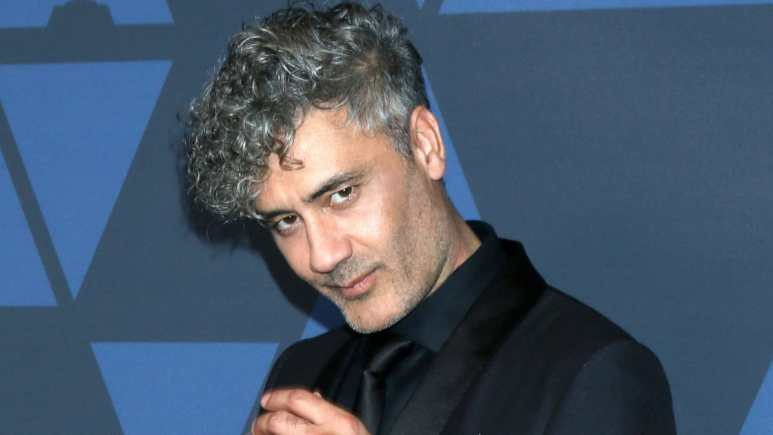 director taika waititi directed and starred in the mandalorian