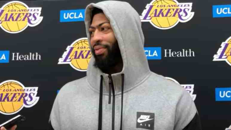 Anthony Davis Interview