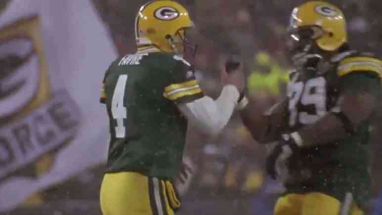 Favre Packers