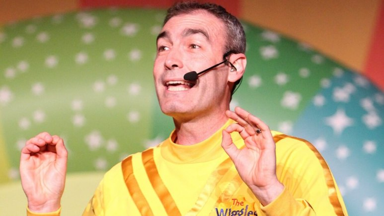 The Wiggles' Greg Page