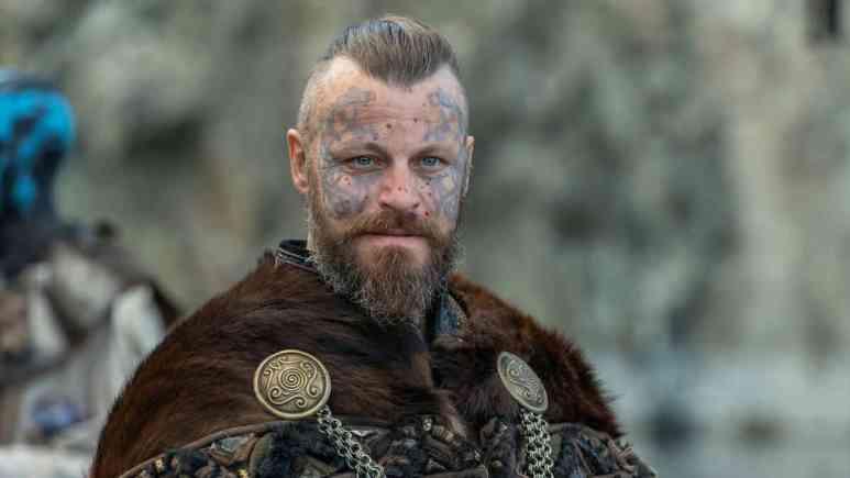 King Harald Vikings 606
