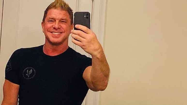 Kenny Johnson plays Dominique Luca on SWAT