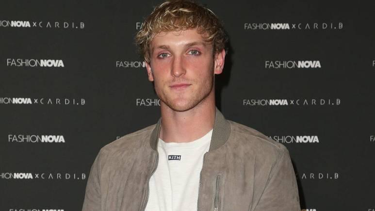YouTube star Logan Paul