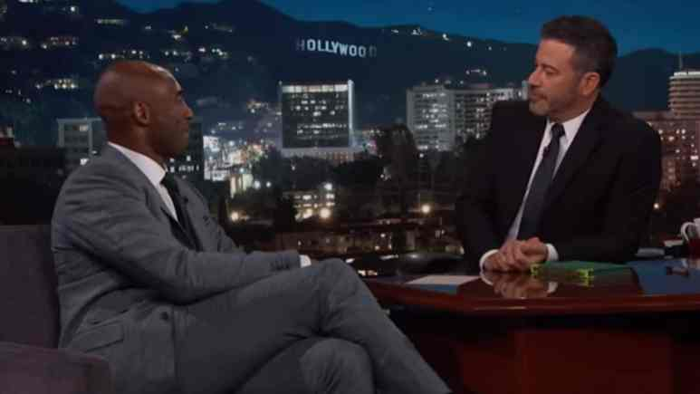 Kobe Bryant on Jimmy Kimmel Live