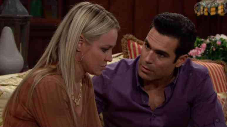 The Young and the Restless Sharon has breast cancer.