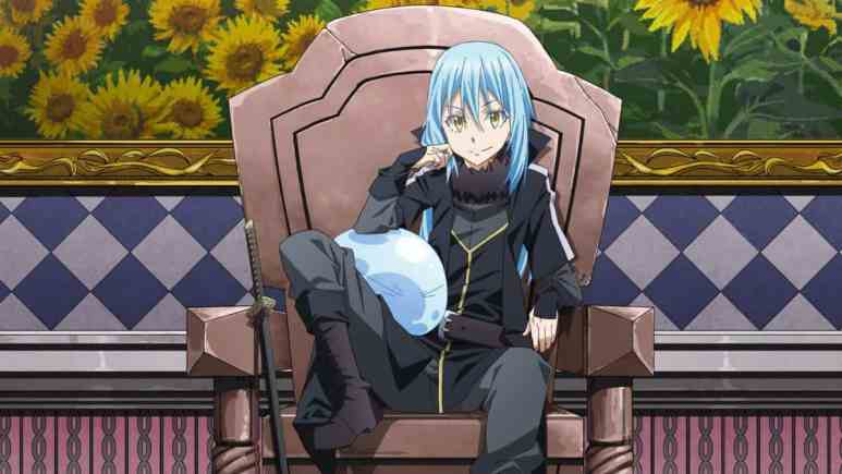 A scene from That Time I Got Reincarnated As A Slime