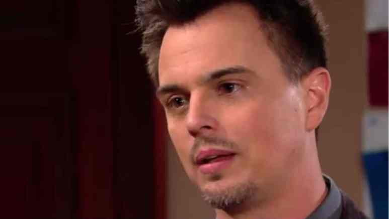 Darin Brooks as Wyatt on The Bold and the Beautiful.