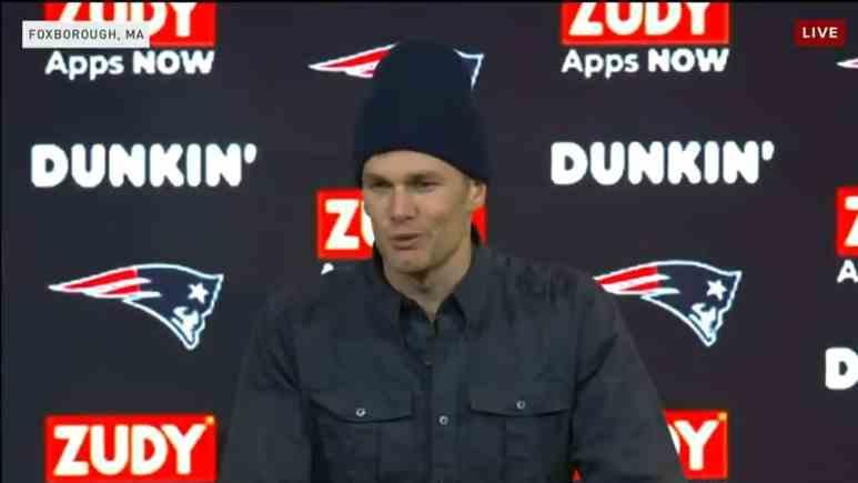 Tom Brady reveals if he will retire following Patriots' Wild Card loss