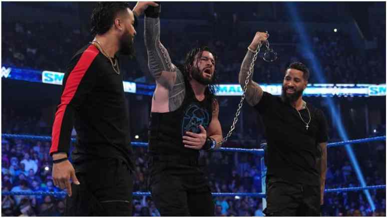 The Roman Empire in WWE: How are Roman Reigns and The Usos related?