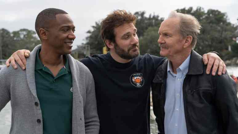 The stars of Council of Dads are an active part of the writers' room too, according to the NBC panelists at the TCA. Pic credit: NBC