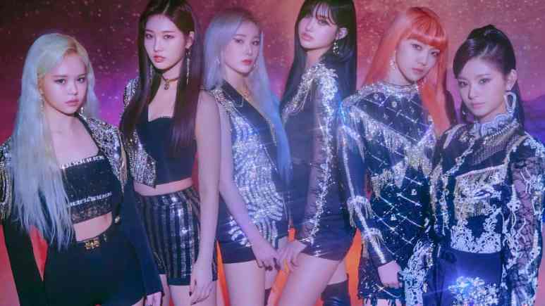 Everglow's promo for Reminiscence