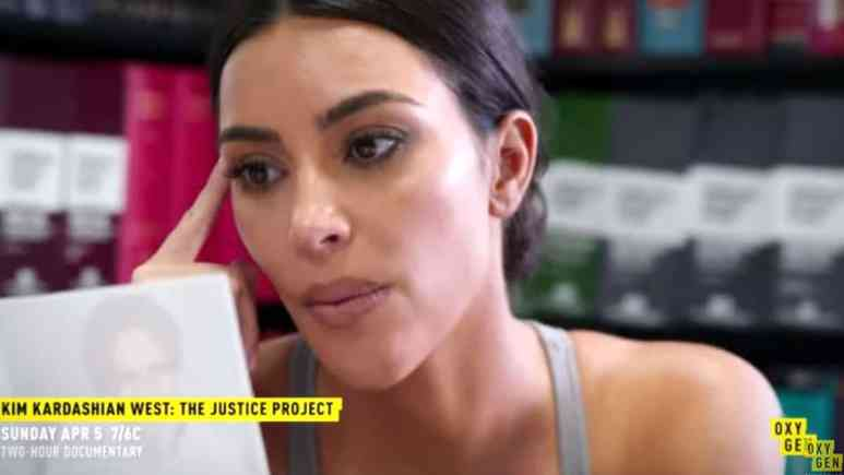 Kim Kardashian West is able to parlay her fame into action and focus on leveling the field for POC with police and legal matters in the USA. Pic credit: Oxygen