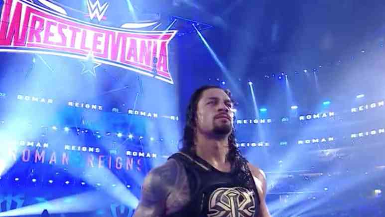 wwe rumors for possible wrestlemania 36 match card leaked