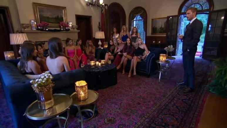 Peter Weber has to choose 10 women to go home on The Bachelor