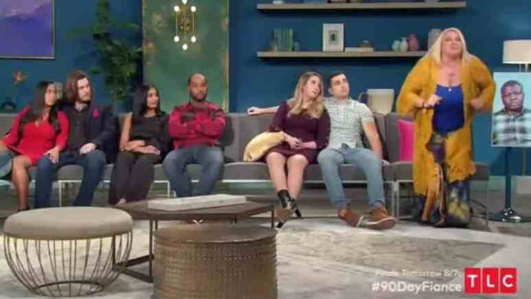 90 Day Fiance Tell All Part 1