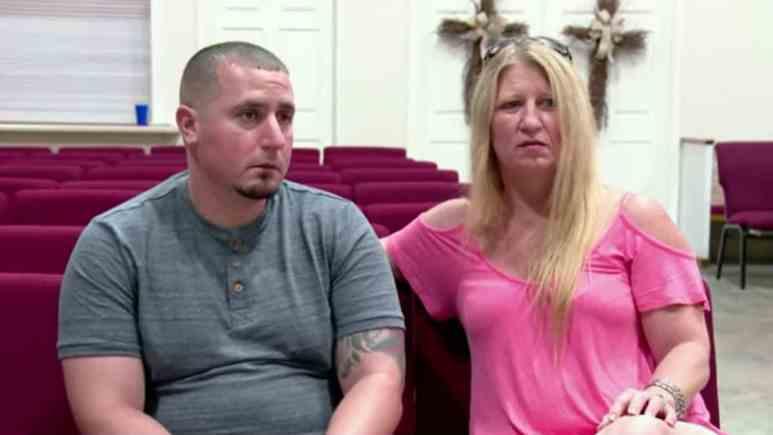 Angela and Tony on Life After Lockup.