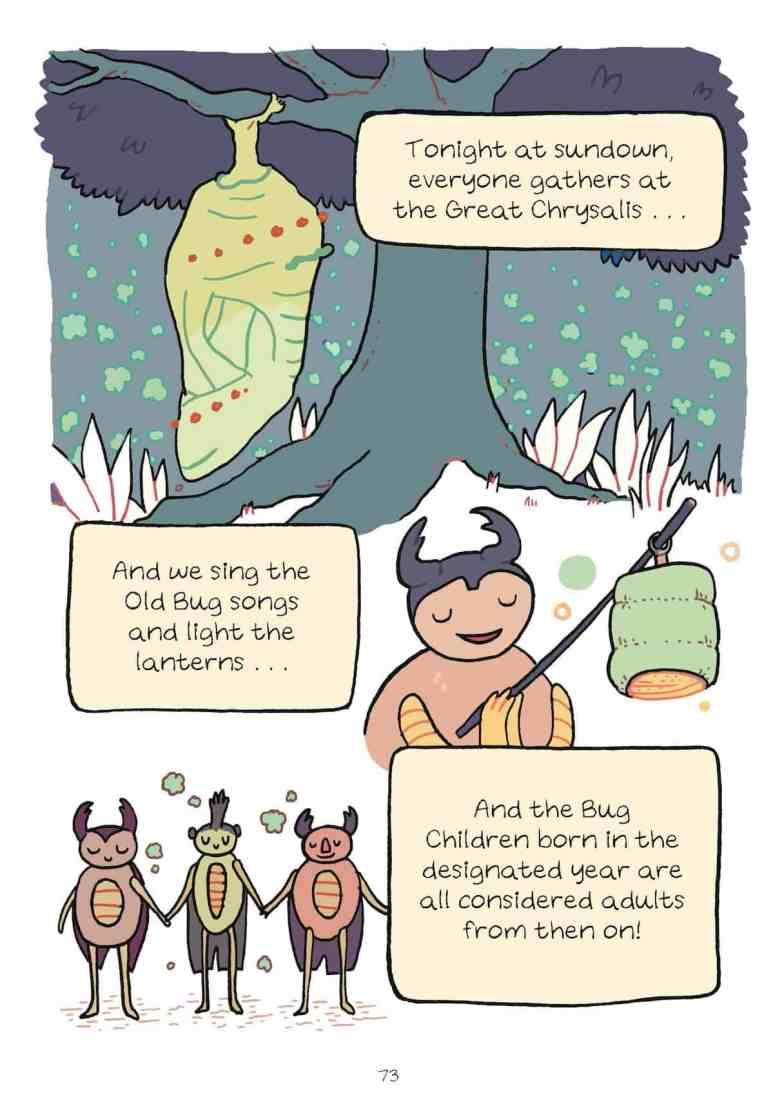 Bug Boys Page 73 by Laura Knetzger