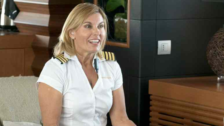 Below Deck Med's Captain Sandy is talking the meaning of life