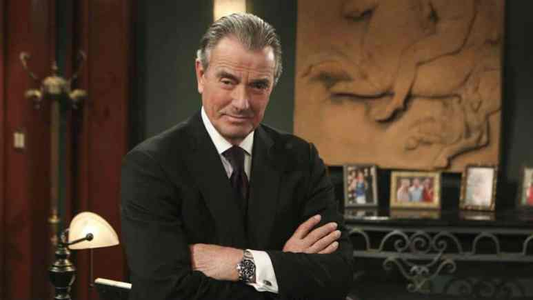 Eric Braeden celebrates four decades on The Young and the Restless.