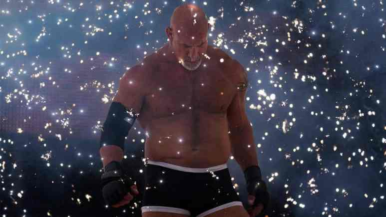 WWE announces that Goldberg is returning to Friday Night SmackDown on Fox